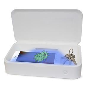 UV03 UV Phone Sanitizer Box Deluxe