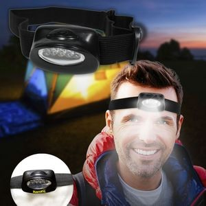 Head Light w/Elastic Headband