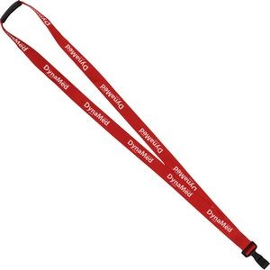 "5/8"" Factory Direct Antimicrobial Lanyard"