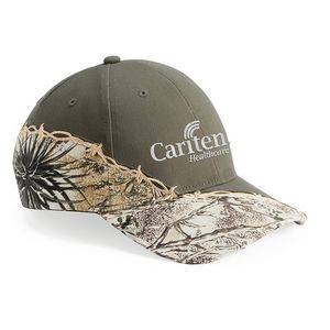 Kati Barbed Wire Embroidery Camo Cap