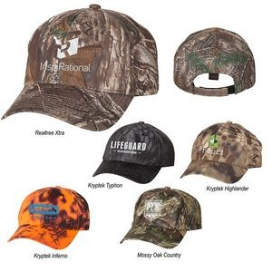 Outdoor Cap Platinum Series Performance Camo Cap