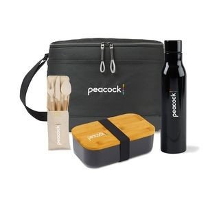 Bring Your Own: The Deluxe On-the-Go Set - Black