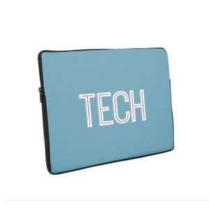 "Premium Large Zippered Laptop Sleeve - 1 Color (12 2/5""x14 3/5""x1 1/4"")"