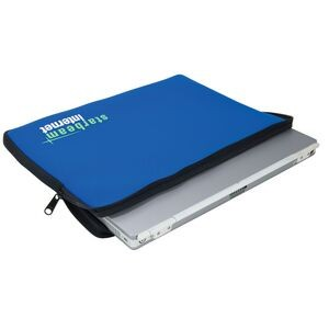 "Premium X-Large Zippered Laptop Sleeve - 1 Color (13""x16 2/5""x1 1/4"")"