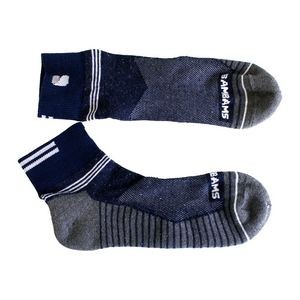 Premium Athletic Ankle Socks (Pair)