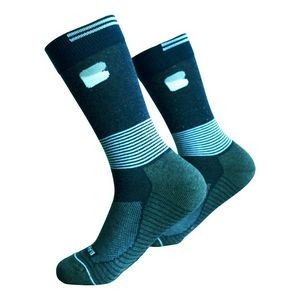 Premium Athletic Crew Socks (Pair)