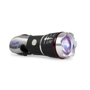 Ultimate Safety Shiner - Flashlight w/Assorted Tools