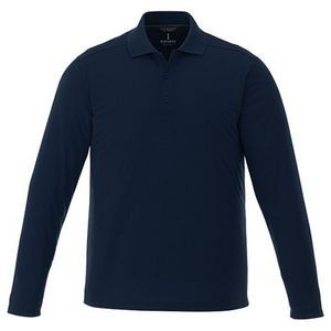 M-MORI Long Sleeve Polo Tall